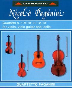 Paganini, N. - Quartette Mit Gitarre