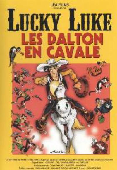 Animation - Lucky Luke   Dalton..