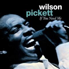 Pickett, Wilson - If You Need Me