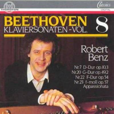 Beethoven, L. Van - Klaviersonaten Vol. 8
