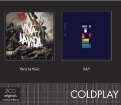 Coldplay - Viva La Vida/X & Y