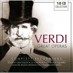 Verdi, G. - Great Operas