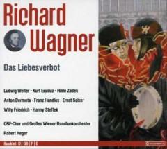 Wagner, R. - Das Liebesverbot..  Digi