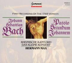 Bach, J.S. - Passio Secundum Johannem