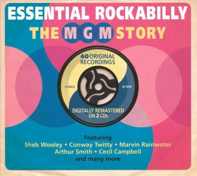 V/A - Essential Rockabilly  ..