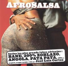 Cortes, Jose Luis - Afro Salsa