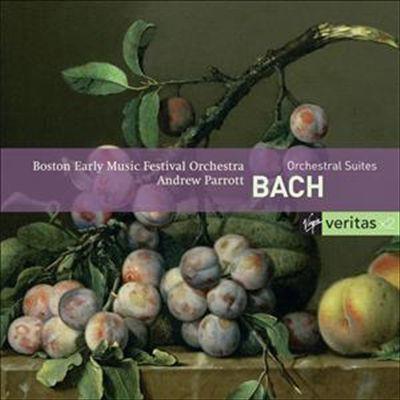 Bach, J.S. - Orchestral Suites/Triple