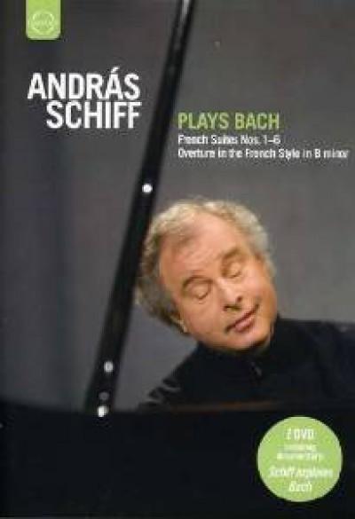 Bach, J.S. - Andras Schiff Plays Bach:
