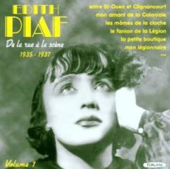 Piaf, Edith - Integrale 1935 1947