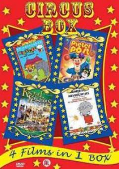 Cartoon - Circus Box