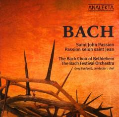 Bach, J.S. - St. John Passion