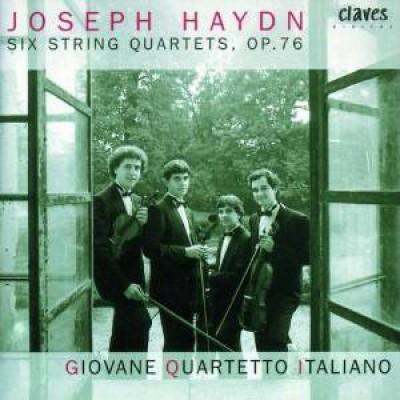 Haydn, J. - Six String Quartets Op.76
