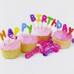 Audiobook - Happy Birthday