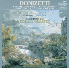 Donizetti, G. - Four Flute Quartets