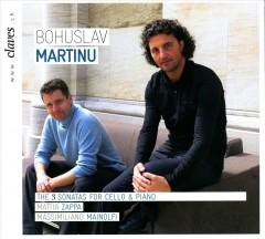 Martinu, B. - 3 Sonatas For Cello And P