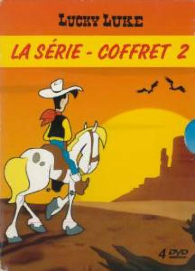 Animation - Lucky Luke   Coffret 2