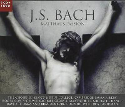 Bach, J.S. - Matthaus Passion  Cd+Dvd