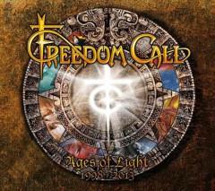 Freedom Call - Ages Of Light  Digi