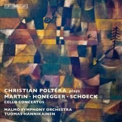 Martin/Honegger/Schoeck - Cello Concertos