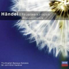 Handel, G.F. - Feuerwerksmusik/Wassermus