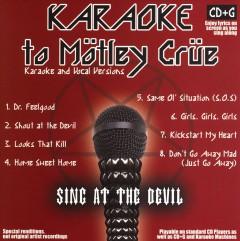 Karaoke - Karaoke To Motley Crue