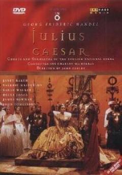 Handel, G.F. - Julius Caesar