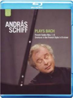 Bach, J.S. - Andras Schiff Plays Bach