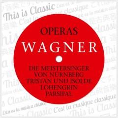 Wagner, R. - Opern/Operas  Cr