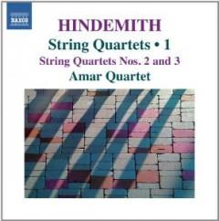 Hindemith, P. - String Quartets Vol.1