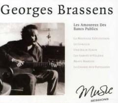 Brassens, Georges - Les Amoureux Des Bancs..