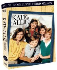 Tv Series - Kate & Allie S.3