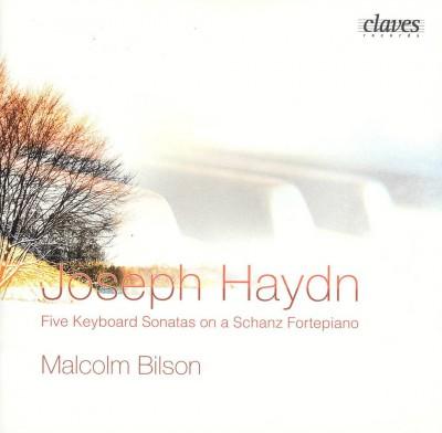 Haydn, J. - Five Keyboard Sonatas