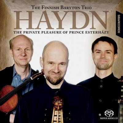 Haydn, J. - Baryton Trios