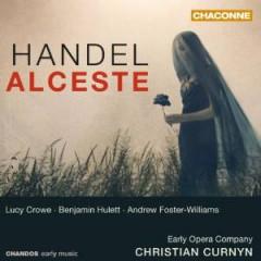 Handel, G.F. - Alceste