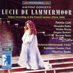 Donizetti, G. - Lucie De Lammermoor