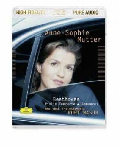 Beethoven, L. Van - Violin Concerto/Romances