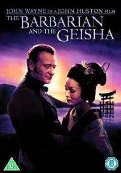 Movie - Barbarian & The Geisha