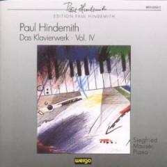 Hindemith, P. - Das Klavierwerk Vol.4