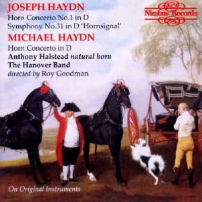 Haydn, J. - Horn Concertos