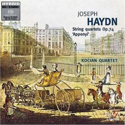 Haydn, J. - String Quartets Op.74