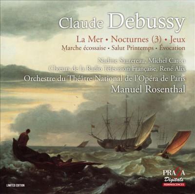 Debussy, C. - La Mer/Salut..