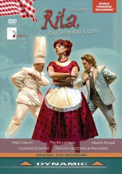 Donizetti, G. - Rita Ou Le Mari Battu