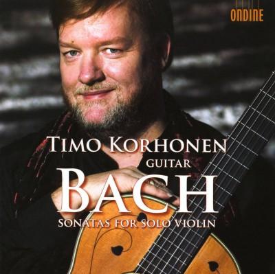 Bach, J.S. - Sonatas For Violin Guitar