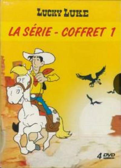 Animation - Lucky Luke   Coffret 1