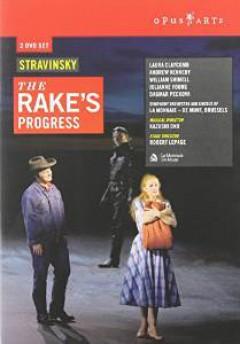 Stravinsky, I. - Rake's Progress
