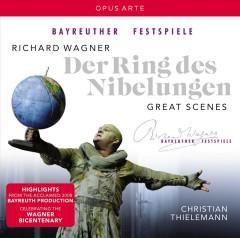 Wagner, R. - Ring Des Nibelungen: Grea