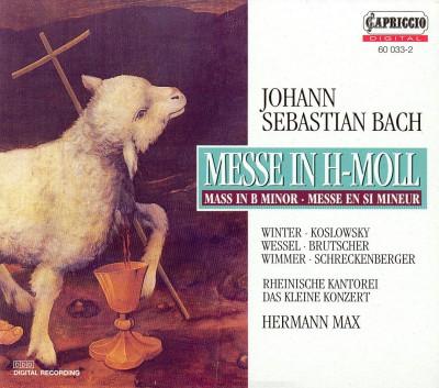Bach, J.S. - Mass In B Minor