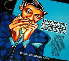 V/A - Mississippi Saxophone