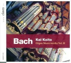 Bach, J.S. - Organ Masterworks Vol.3