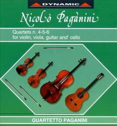 Paganini, N. - Gitarrenquartette 4